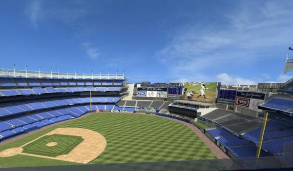$22 seats at Yankee stadium, upper deck.