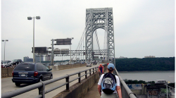 Weekend to-not-do list: walk to Staten Island, via New Jersey