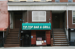 Tip-Top Bar photo by Dave Cook.