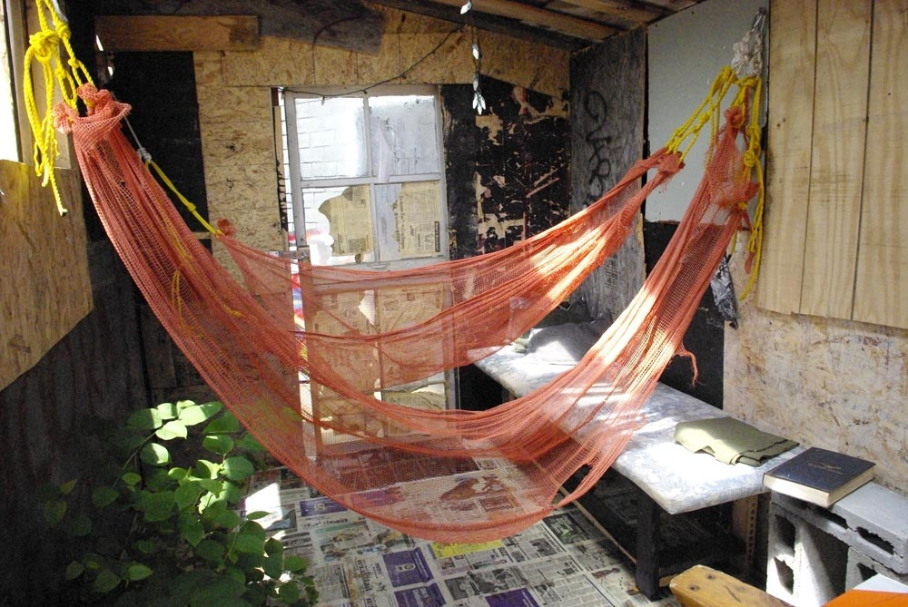 shanty-hammock