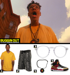 Dress like your favorite Do the Right Thing Character