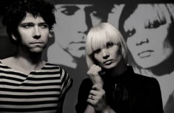 Sune and Sharon of The Raveonettes will be at Siren Fest.