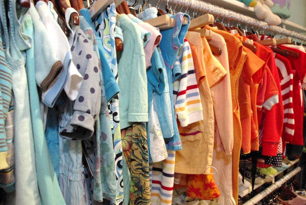 Maternity and kids resale shops in Brooklyn