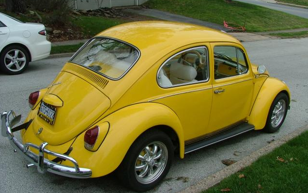 Price check: How much for a 1969 VW Beetle?