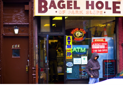Why Bagel Hole is tops in the city