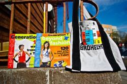 brokelyn bag and books2