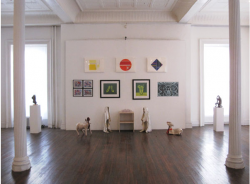 On the tour: the Williamsburg Art & Historical Center.