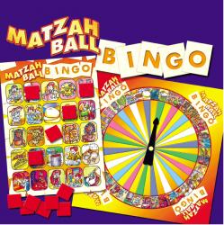 Merry Christmas! It's Matzoh Ball bingo.