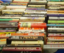 Dig for literary gold at the Park Slope Book Sale