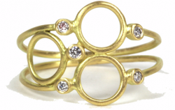 Fab engagement rings under $1K