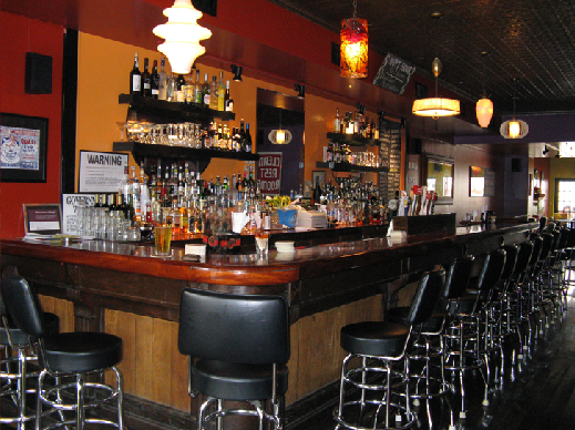 Bar of the Day: High Dive