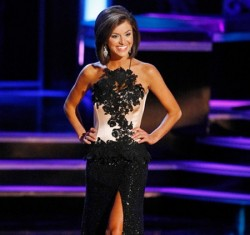 Leigh-Taylor Smith, Miss Brooklyn 2008, made it all the way to Miss America 3rd Runner-up