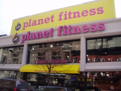 Planet Fitness on Duffield St.
