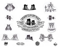 Sunday special: $27 Brooklyn Bridge tattoos
