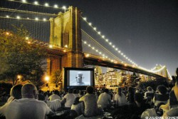 BK's free summer flix, inside & out