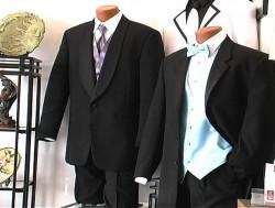 Posh rummage sale & free concert for your black-tie needs
