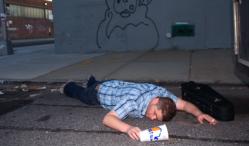 Funny or die: BK underground comedy