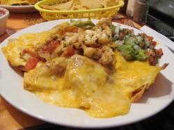 Cheapo nachos worth the mess