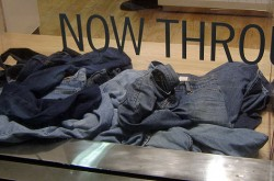 Recycle your jeans at Gap for 40% off a new pair