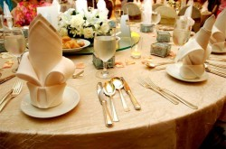 Wanted: elegant wedding catering for under $75 a head
