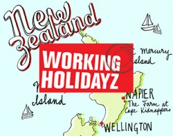 Go the distance on a working holiday visa