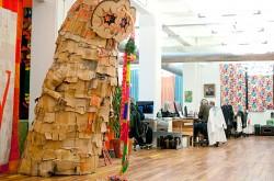 Who's crafty? Free Etsy labs return Monday