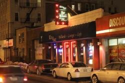 Risque Billiards & Cafe