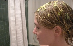 Tested: avocado, beer, olive oil and yogurt hair masques