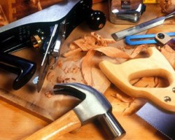 Sand and saw a new career with free woodworking classes