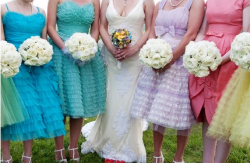 The thrifty bridesmaid's survival guide