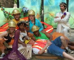 Hear ye, hear ye: Shakespeare in the Playground returns!