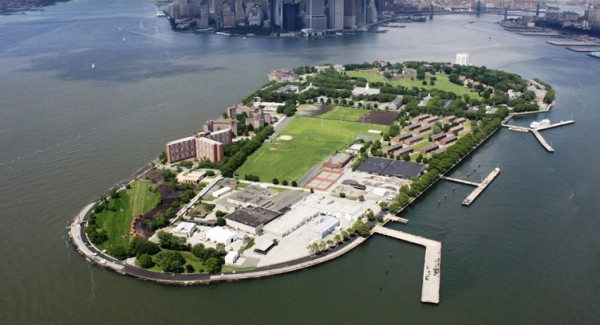 A free & cheap Governors Island summer