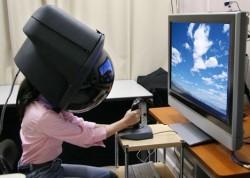 virtual help for real world job stress
