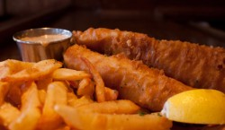 Quick tip: Free beer with fish and chips