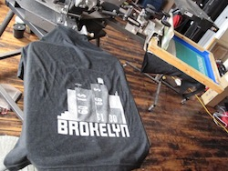 Sunday: Feast on free culture, check out new Brokelyn swag!