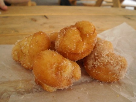 Cuzin's Duzin's donuts