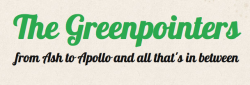 The Greenpointers logo