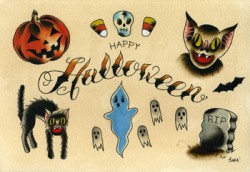 October special: Spooky tattoos for $31