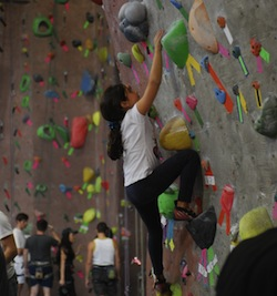 Show these kids the ropes and you'll climb for free