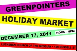 Sell your jolly wares at Greenpoint holiday market