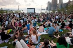 Help pick the movies for Brooklyn Bridge Park!