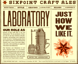 Sixpoint debuts Occupation Ale, for peaceful assemblers everywhere