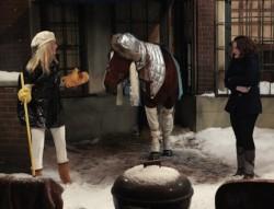 2 Broke Girls ep. 11 recap: The real horsewives of Brooklyn