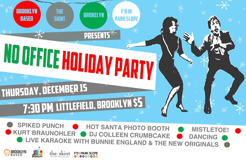 Fun Office Christmas Party Ideas Part - 26: No Office Holiday Party? No Problem!