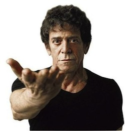 Lou Reed is at Book Court tonight