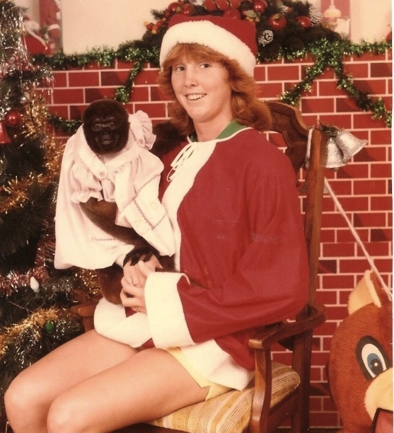mom - Awkward Family Christmas Photos