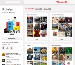 Follow Brokelyn on Pinterest!