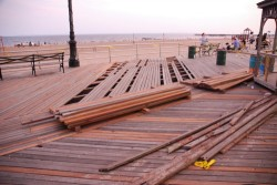 Freebie of the day: Pieces of the Coney Island boardwalk