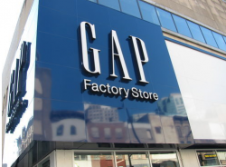 Opening of Fulton Mall Gap a sh*t show