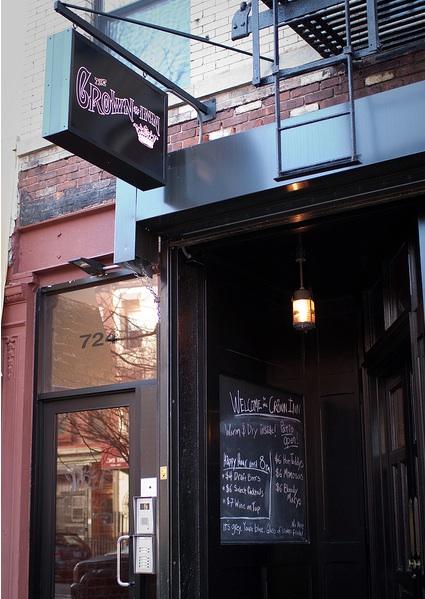 The Crown Inn in Brooklyn